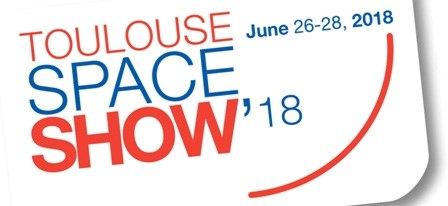 Toulouse Space Show Logo